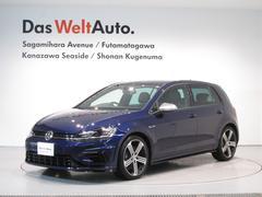 VW ゴルフRR 4WD メーカー保証付 認定中古車