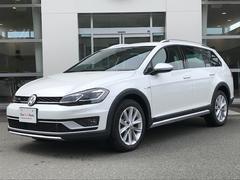VW ゴルフオールトラックTSI 4MOTION Volkswagen認定中古車
