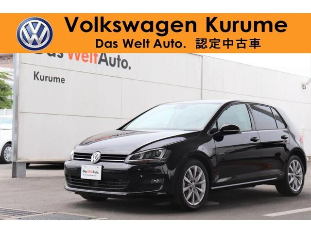 フォルクスワーゲン TSI Highline BlueMotion T