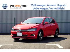 VW ポロTSI コンフォートライン デモカー ナビ 認定中古車