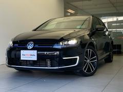 VW ゴルフGTEGTEプラグインハイブリッド 純ナビBカメラ 正規認定中古車