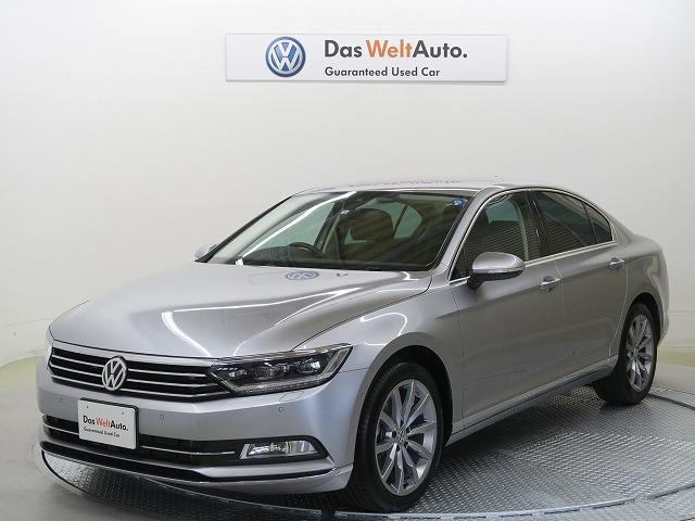 フォルクスワーゲン TDIハイライン Volkswagen認定中古車 1オーナー