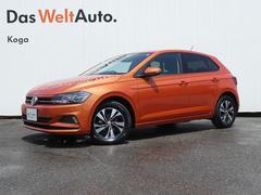 VW ポロTSI Comfortline SAFETY NAVI