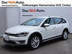 VW ゴルフオールトラックTSI 4MOTION 1オーナー 禁煙車 純正ナビ ETC