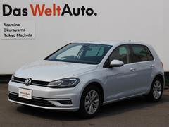 VW ゴルフTSIコンフォートライン ワンオーナー 2017 ETC
