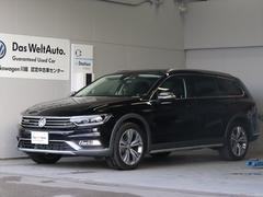 VW パサートオールトラック TDI 4MOTION Advance DEMOCAR