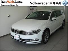 VW パサートヴァリアントTDI Highline DEMO CAR