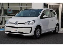 VW アップ!ムーブ アップ!2ドア ワンオーナー 認定中古車