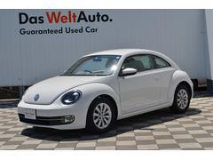 VW ザ・ビートルデザイン ナビ キセノンヘッドライト キーレス 認定中古車