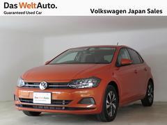 VW ポロコンフォートライン 元試乗車 禁煙使用 純正ナビ 認定中古車