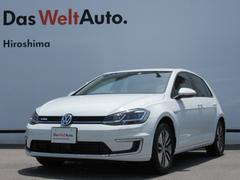 VW e−ゴルフ純正ナビ Bカメラ LED デジタルメーター 認定中古車