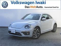 VW ザ・ビートルSOUND Volkswagen認定中古車 1オーナー