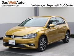 VW ゴルフハイライン TechEd 登録済未使用車 純正ナビ ETC