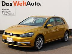 VW ゴルフTSIコンフォートライン テックエディション デモカー