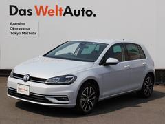 VW ゴルフTSIハイライン テックエディション デモカー