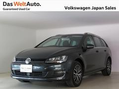 VW ゴルフヴァリアントオールスター NAVI ACC BC ワンオーナー