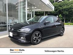 VW ポロTSI R−Line VW認定中古車 ACC機能付 RVC