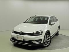 VW ゴルフオールトラックTSI 4MOTION Upgrade Package DCC Leather