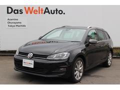 VW ゴルフヴァリアントTSI コンフォートライン コネクト ナビ ACC ETC