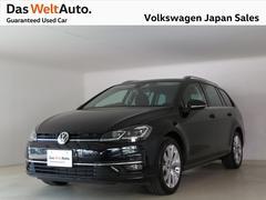 VW ゴルフヴァリアントハイライン 7.5 LED 禁煙 ACC 認定中古車