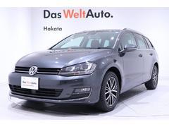 VW ゴルフヴァリアントALLSTAR Discover Pro