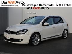 VW ゴルフハイライン 1オーナー 禁煙車 純正ナビ リアカメラ ETC