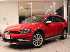 VW ゴルフオールトラックTSI 4MOTION Upgrade Package NAVI RC 4M