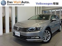 VW パサートヴァリアント認定中古車 ガソリン車 ワンオーナー禁煙車 シートヒーター