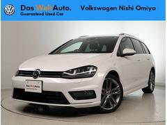 VW ゴルフヴァリアントR−Line One Owner