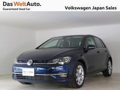 VW ゴルフコンフォートライン テックED 元試乗車 禁煙車 認定中古車