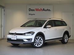 VW ゴルフオールトラックTSI 4MOTION