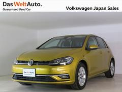 VW ゴルフTSIコンフォートライン1オーナ禁煙ナビBカメラ認定中古車