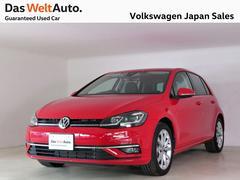 VW ゴルフTSIコンフォートライン テックED 1オーナ禁煙認定中古車