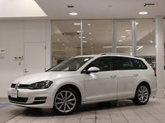 VW ゴルフヴァリアントTSI Highline BlueMotion Technology NAVI RC ETC