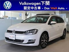 VW ゴルフヴァリアントTSI Highline BlueMotion Technology NAVI ETC DCC