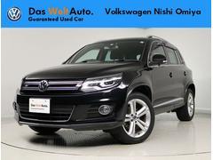 VW ティグアンTSI R−Line Package Navi BC ETC