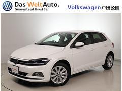 VW ポロTSI Highline SeftyTechPkg