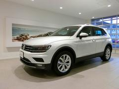 VW ティグアンHighline クリーンディーゼル 4WD 新車保証継承