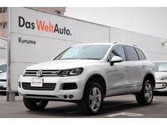 VW トゥアレグHybrid