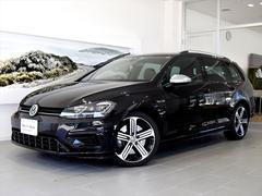 VW ゴルフRヴァリアントR 本革レザー DCC