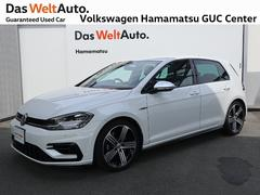 VW ゴルフRデモカー 禁煙車 純正ナビ 認定中古車 バックカメラ ETC