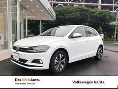 VW ポロTSI C/L NAVI ACC VW認定中古車 RVC