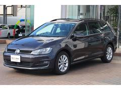 VW ゴルフヴァリアントLounge キーレス ワンオーナー ETC HID
