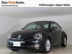 VW ザ・ビートルデザイン 社外ナビ ワンオーナー禁煙 認定中古車