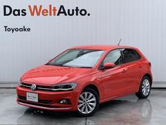 VW ポロTSI Highline DiscoverPro