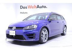 VW ゴルフRヴァリアントR Carbon Style Discover Pro