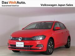 VW ポロTSI コンフォートライン 純正ナビ カメラ 認定中古車