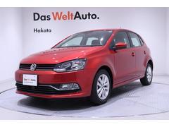 VW ポロTSI Comfortline Navi ETC RVC