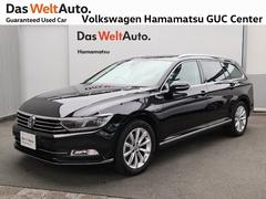 VW パサートヴァリアントTDI エレガンスライン デモカー 禁煙車 純正ナビ ETC