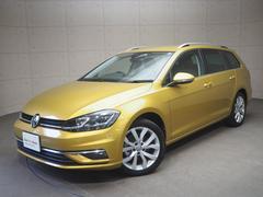 VW ゴルフヴァリアントTSIハイライン ナビ テクノロジーパッケージ 認定中古車
